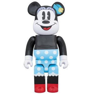 BE@RBRICK MINNIE MOUSE 1000%|project1-6