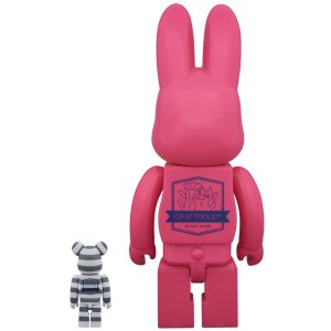 CRAFTHOLIC BE@RBRICK 100% & R@BBRICK 400%|project1-6|02