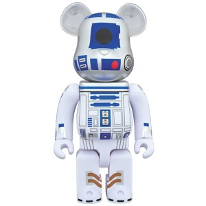 BE@RBRICK R2-D2(TM) 400%|project1-6