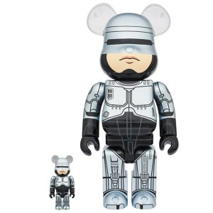 BE@RBRICK ROBOCOP 100% & 400%|project1-6