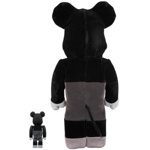 BE@RBRICK MICKEY MOUSE (VINTAGE B&W Ver.) 100% & 400%|project1-6|02