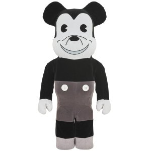 BE@RBRICK MICKEY MOUSE (VINTAGE B&W Ver.) 1000%|project1-6