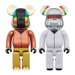 BE@RBRICK DAFT PUNK (DISCOVERY Ver.) 2 PACK 400%|project1-6