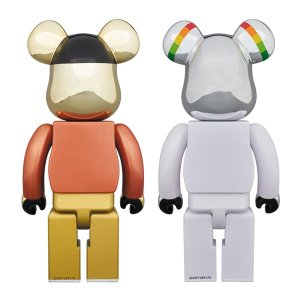 BE@RBRICK DAFT PUNK (DISCOVERY Ver.) 2 PACK 400%|project1-6|02