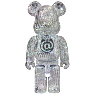 CRYSTAL DECORATE BE@RBRICK 400%《2018年12月以降発送予定》|project1-6