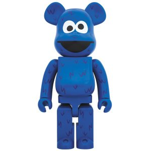 BE@RBRICK COOKIE MONSTER 1000%|project1-6