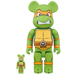 BE@RBRICK MICHELANGELO 100% & 400%|project1-6