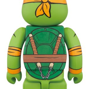 BE@RBRICK MICHELANGELO 100% & 400%|project1-6|02