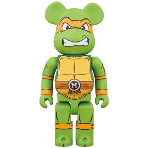 BE@RBRICK MICHELANGELO 1000%|project1-6