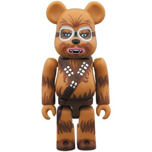 BE@RBRICK CHEWBACCA(TM) (Han Solo Ver.) 100%|project1-6