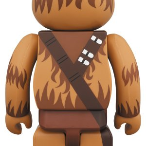 BE@RBRICK CHEWBACCA(TM) (Han Solo Ver.) 100%|project1-6|02