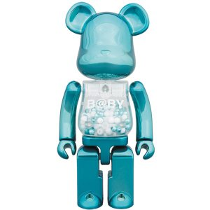 超合金 MY FIRST BE@RBRICK B@BY Turquoise Ver.|project1-6