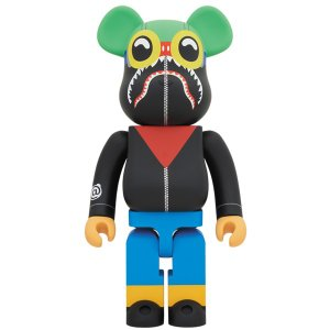 A BATHING APE(R) × HEBRU BRANTLEY × SOCIAL STATUS BE@RBRICK 1000%|project1-6