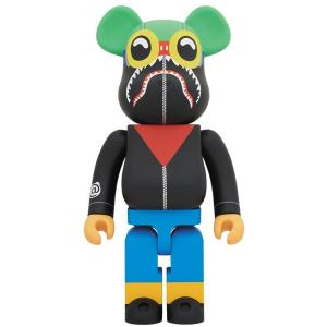 A BATHING APE(R) × HEBRU BRANTLEY × SOCIAL STATUS BE@RBRICK 1000%|project1-6|01