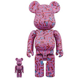 BE@RBRICK KEITH HARING #2 100% & 400%|project1-6