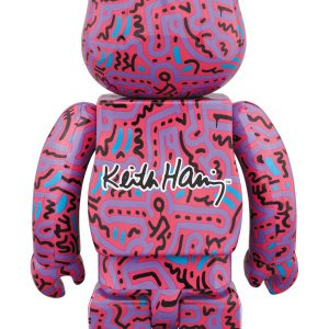 BE@RBRICK KEITH HARING #2 100% & 400%|project1-6|02