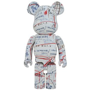 BE@RBRICK JEAN-MICHEL BASQUIAT #2 1000%|project1-6