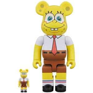BE@RBRICK SpongeBob 100% & 400%|project1-6