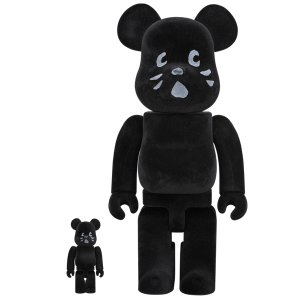 BE@RBRICK にゃー フロッキーVer. 100% & 400% project1-6
