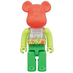 MY FIRST BE@RBRICK B@BY NEON Ver. 400% project1-6
