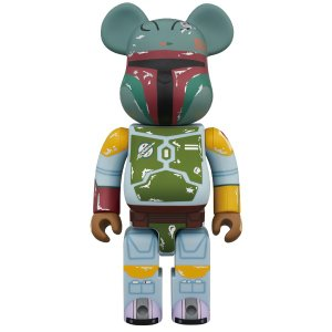 BE@RBRICK BOBA FETT(TM) First Appearance Ver. 400%|project1-6