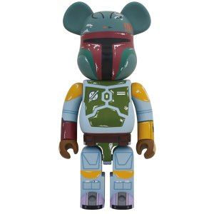 BE@RBRICK BOBA FETT(TM) First Appearance Ver. 1000%|project1-6