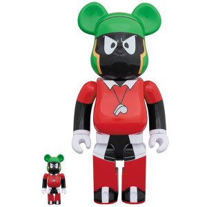 BE@RBRICK MARVIN THE MARTIAN 100% & 400%|project1-6