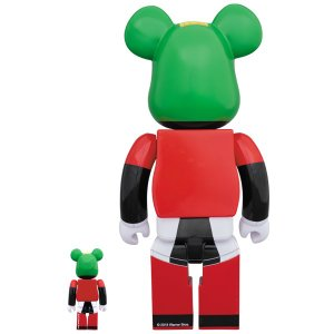 BE@RBRICK MARVIN THE MARTIAN 100% & 400%《2018年11月発売・発送予定》|project1-6|02