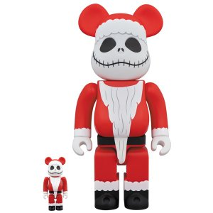 BE@RBRICK SANTA JACK 100% & 400%|project1-6