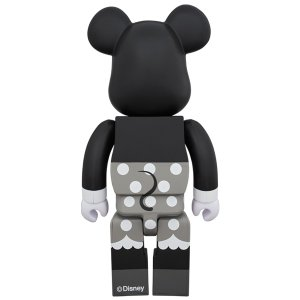 BE@RBRICK MINNIE MOUSE (B&W Ver.) 400%|project1-6|02