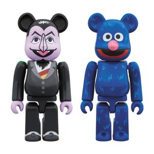 BE@RBRICK COUNT VON COUNT & GROVER 2 PACK《2018年12月発売予定》|project1-6