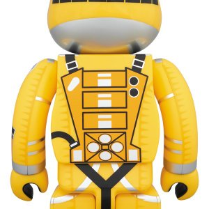 BE@RBRICK SPACE SUIT YELLOW Ver.100% & 400%《2019年5月発売・発送予定》|project1-6|02