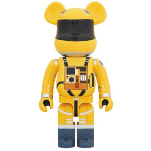 BE@RBRICK SPACE SUIT YELLOW Ver.1000% project1-6