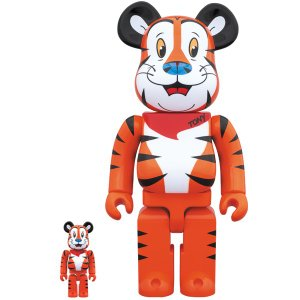BE@RBRICK TONY THE TIGER 100% & 400%《2019年2月発売・発送予定》|project1-6