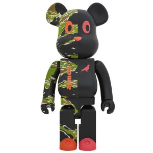BE@RBRICK × atmos × STAPLE #2 1000%|project1-6|01