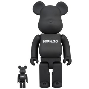 BE@RBRICK SOPH. 20th ANNIV. 100% & 400%|project1-6