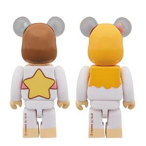BE@RBRICK Little Twin Stars キキ & ララ セット 100%(レトロカラーVer.) 2 PACK|project1-6|02