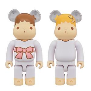 BE@RBRICK Little Twin Stars キキ & ララ セット 400%(レトロカラーVer.) 2 PACK《2019年3月発売・発送予定》|project1-6