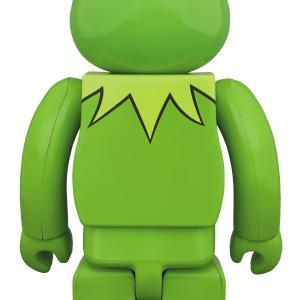 BE@RBRICK Kermit The Frog 1000%《2019年3月発売・発送予定》|project1-6|02