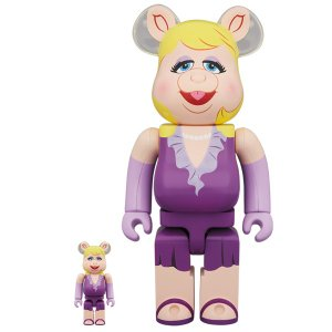 BE@RBRICK Miss Piggy 100% & 400%|project1-6