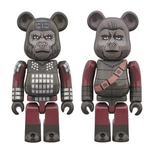 BE@RBRICK GENERAL URSUS & SOLDIER APE 2PACK《2019年6月発売予定》|project1-6