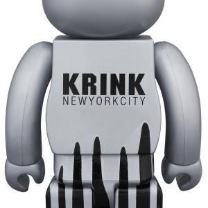 BE@RBRICK KRINK 100% & 400%《2019年6月発売・発送予定》|project1-6|02