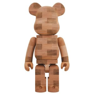 BE@RBRICK カリモク BRICK-STYLE TILES 1000%《2019年8月下旬以降発送予定》|project1-6