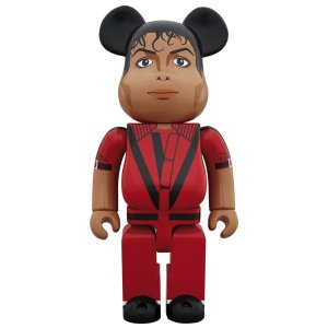 BE@RBRICK Michael Jackson Red Jacket 1000%|project1-6