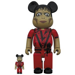 BE@RBRICK Michael Jackson Zombie 100% & 400%|project1-6
