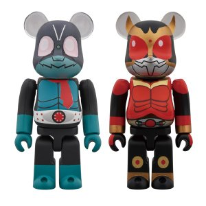 BE@RBRICK 仮面ライダー旧1号&仮面ライダークウガ 2PACK《2019年5月発送予定》 project1-6