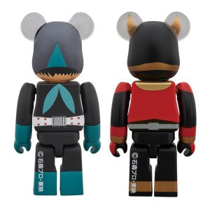 BE@RBRICK 仮面ライダー旧1号&仮面ライダークウガ 2PACK《2019年5月発送予定》 project1-6 02