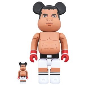BE@RBRICK Muhammad Ali 100% & 400%《2019年8月発売・発送予定》|project1-6