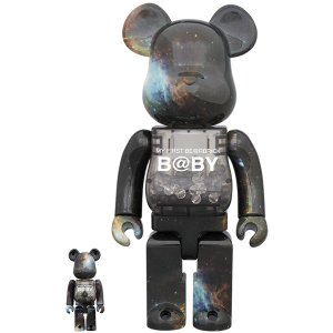 MY FIRST BE@RBRICK B@BY SPACE Ver.100%&400%|project1-6
