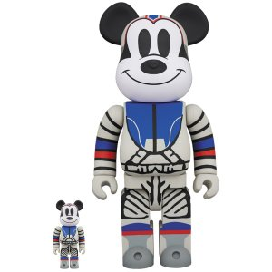 BE@RBRICK BILLIONAIRE BOYS CLUB MICKEY MOUSE 100% & 400%|project1-6